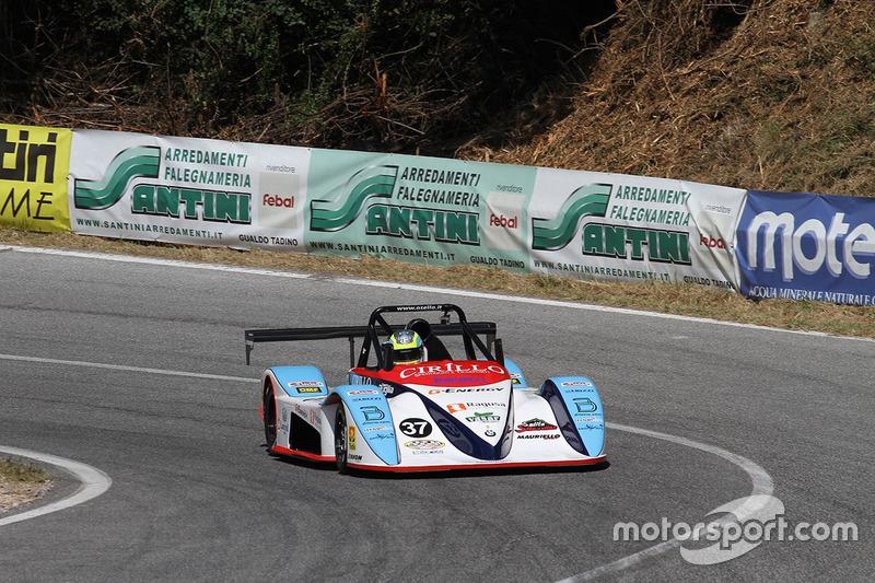Luca Giovannoni, Radical SR4, Speed Motor
