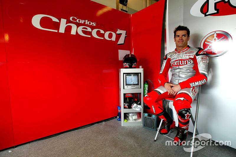 Carlos Checa, Fortuna Yamaha Team