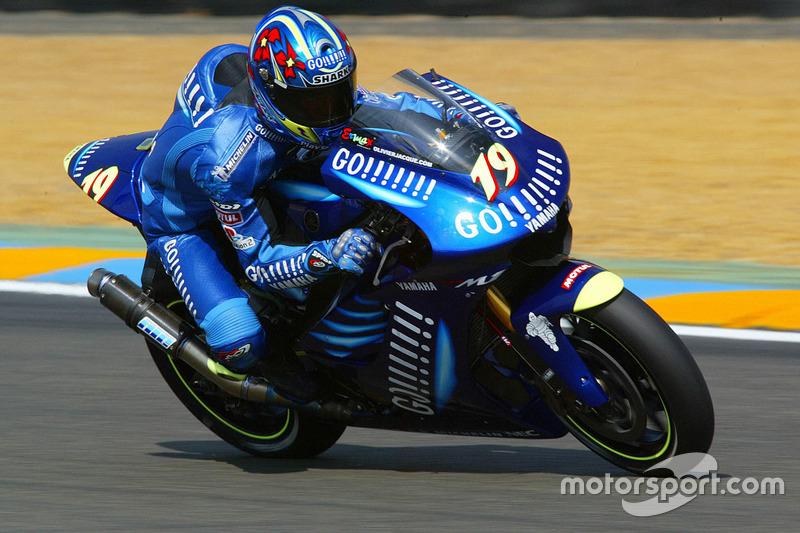 2003 - Olivier Jacque (MotoGP)