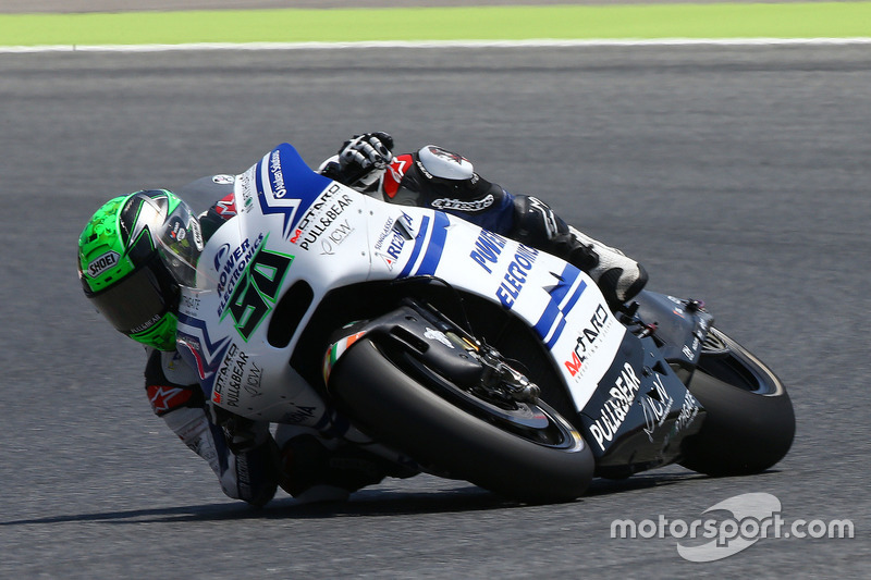11. Eugene Laverty, Aspar Racing Team