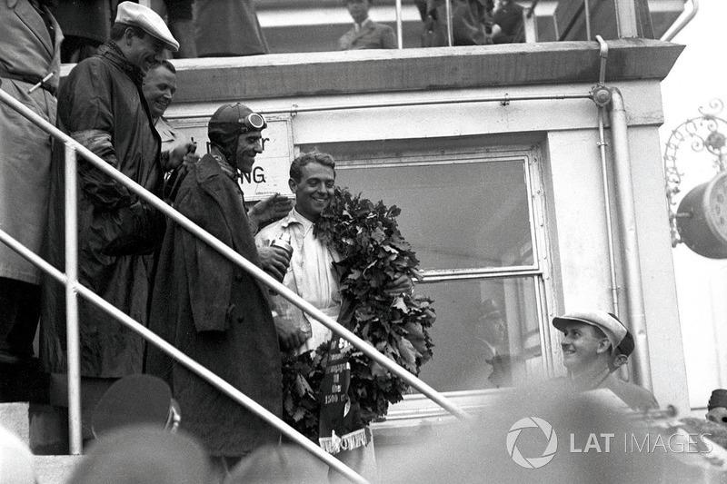 Eifelrennen, Nürburgring 1936