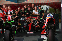1. Jonathan Rea, Kawasaki Racing