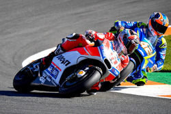 Michele Pirro, Ducati Team, Alex Rins, Team Suzuki MotoGP