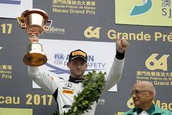 Podium: third place Maro Engel, Mercedes-AMG Team GruppeM Racing, Mercedes - AMG GT3