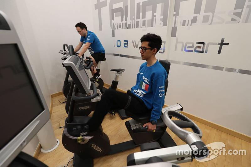 McLaren World's Fastest Gamer participants