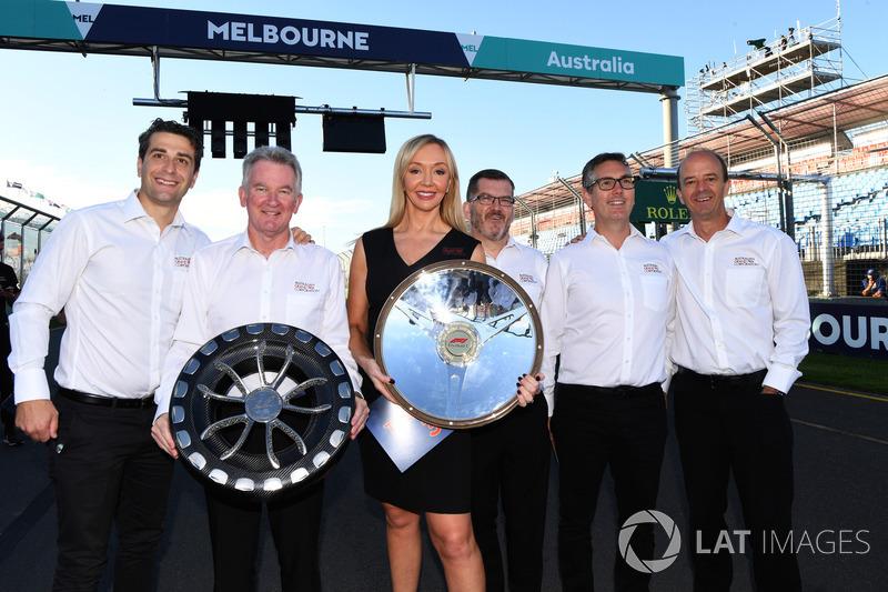 Andrew Westacott, Australian GP CEO and Australian GP Corporation Members