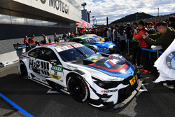 The car of Augusto Farfus, BMW Team RMG, BMW M4 DTM