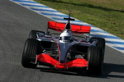 Fernando Alonso, Mclaren MP4/21