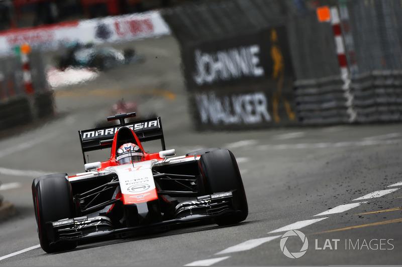 На Гран При Монако-2014 Жюль Бьянки принес Marussia первые и единственные очки в истории российской команды, финишировав девятым