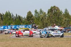 Leonel Pernia, Dose Competicion Chevrolet,Juan Manuel Silva, Catalan Magni Motorsport Ford