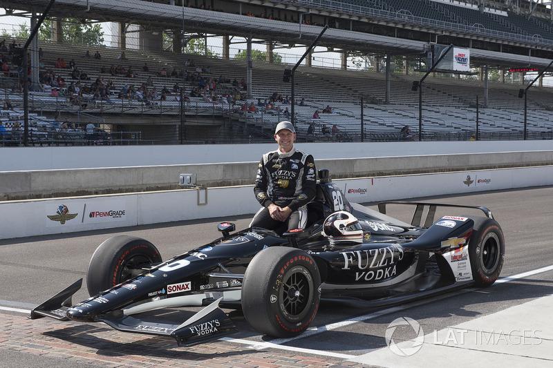 1. Ed Carpenter, Ed Carpenter Racing, Chevrolet