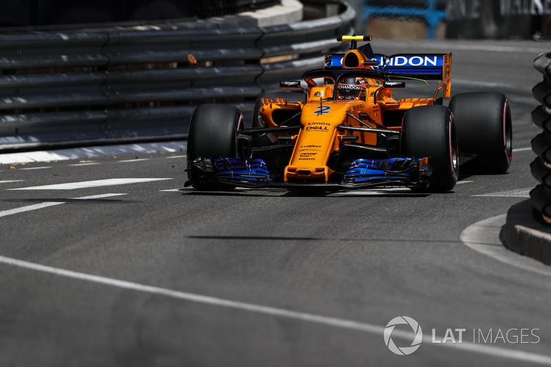 12: Stoffel Vandoorne, McLaren MCL33, 1'12.440