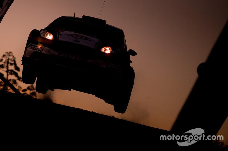 Gus Greensmith, Craig Parry, Ford Fiesta R5