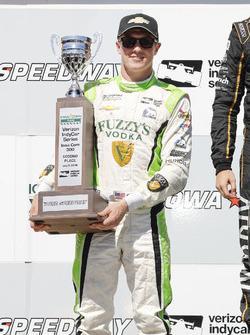 2. Spencer Pigot, Ed Carpenter Racing Chevrolet