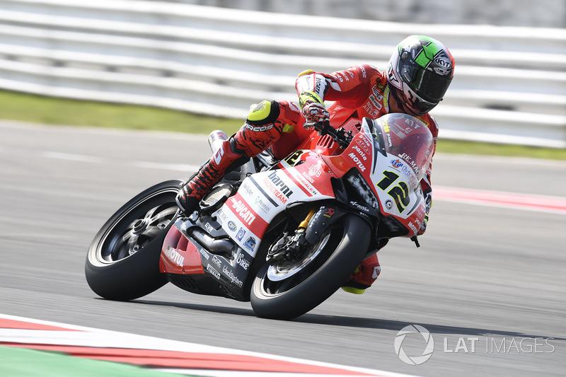 Xavi Fores, Barni Racing Team, Barni Racing Team
