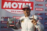 Polesitter Juan Pablo Montoya, Team Penske Acura