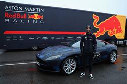 Даніель Ріккардо, Red Bull Racing, з Aston Martin DB11