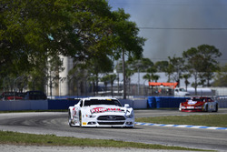 #4 TA Ford Mustang, Paul Fix of Ave Racing