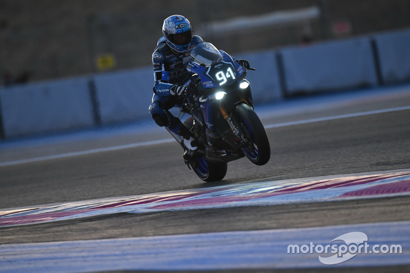1. #94 GMT94 Yamaha, Yamaha: David Checa, Niccolo Canepa, Mickael di Meglio