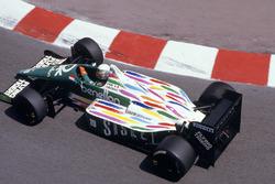 Teo Fabi, Benetton B186 BMW
