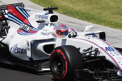 Paul di Resta, Williams, replaces Felipe Massa, Williams, in qualifying