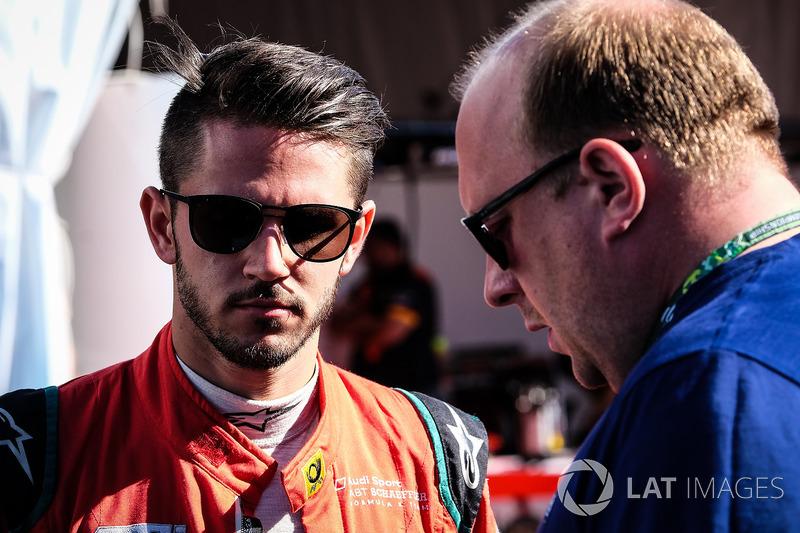 Daniel Abt, ABT Schaeffler Audi Sport, Sam Smith