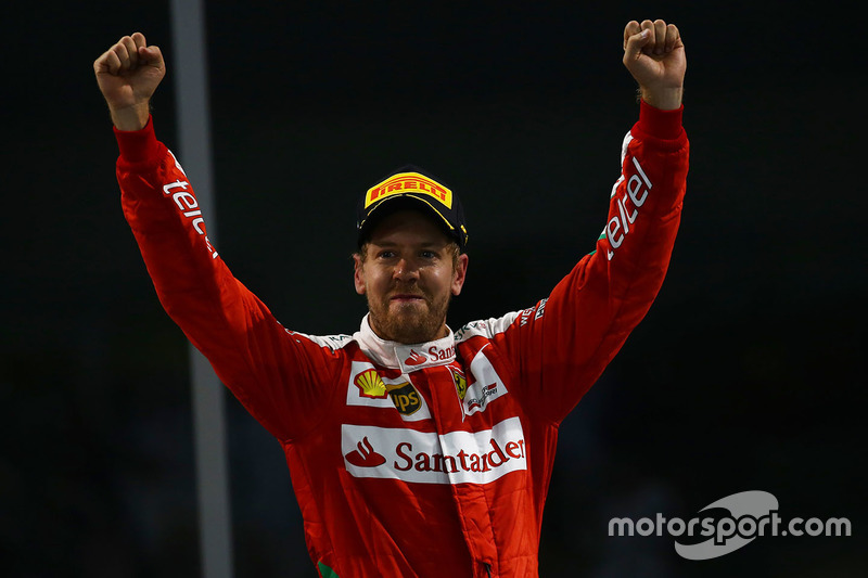 3e - Sebastian Vettel (Ferrari)
