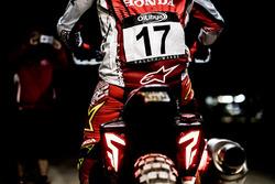 №17 Honda: Рики Брабек