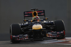 Robin Frijns, Red Bull RB8