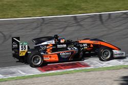 David Beckmann, Van Amersfoort Racing, Dallara F317 – Mercedes-Benz