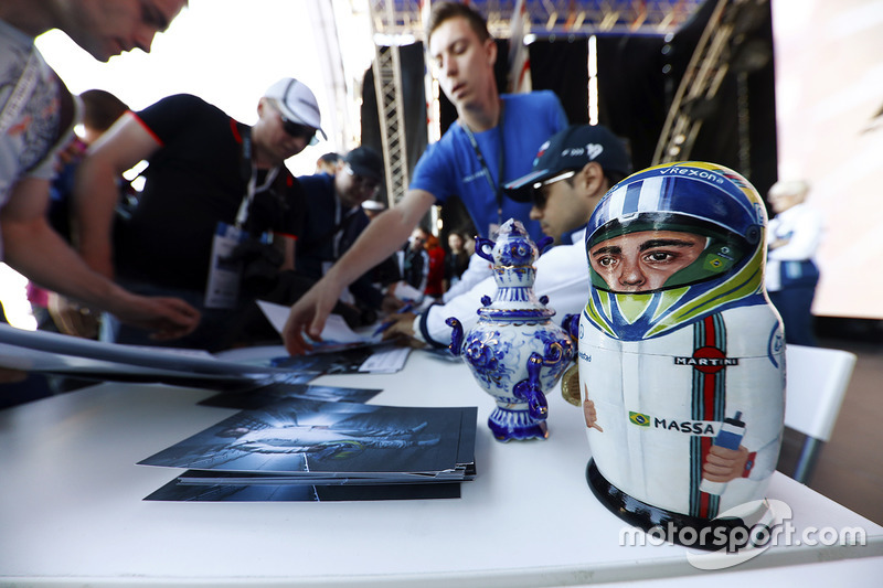 Formula 1 Fotogallery: il giovedì di Sochi