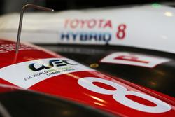Detail: #8 Toyota Gazoo Racing, Toyota TS050 Hybrid