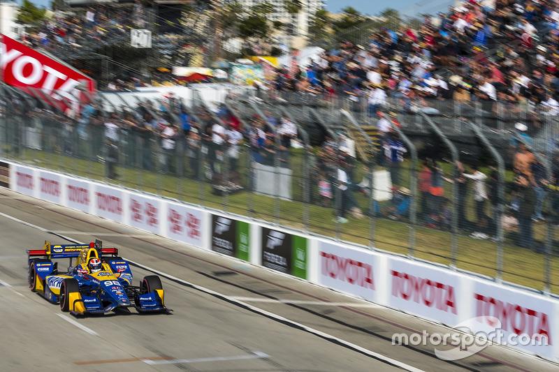 Alexander Rossi, Herta - Andretti Autosport. Honda