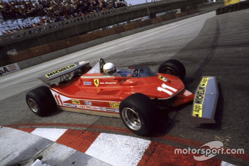 1979 - Jody Scheckter, Ferrari