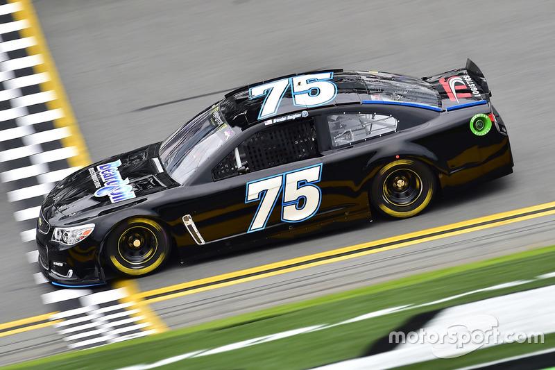 Brendan Gaughan, Beard Motorsports, Chevrolet