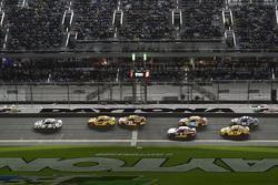 Brad Keselowski, Team Penske Ford, Joey Logano, Team Penske Ford