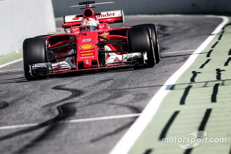 Formula 1 Fotogallery: Barcellona Day 1