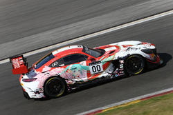 #00 GoodSmile Racing  & Team Ukyo Mercedes AMG GT3: Nobuteru Taniguchi, Tatsuya Kataoka, Kamui Kobayashi