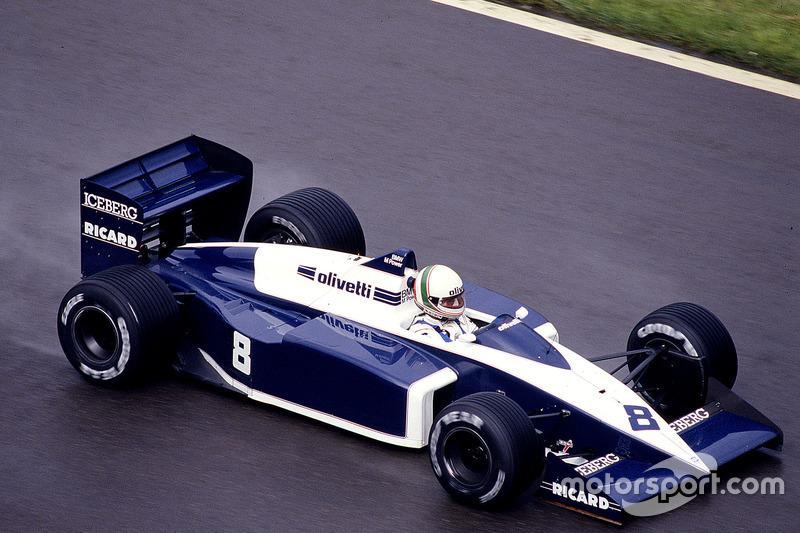 Andrea de Cesaris, Brabham BT56 BMW