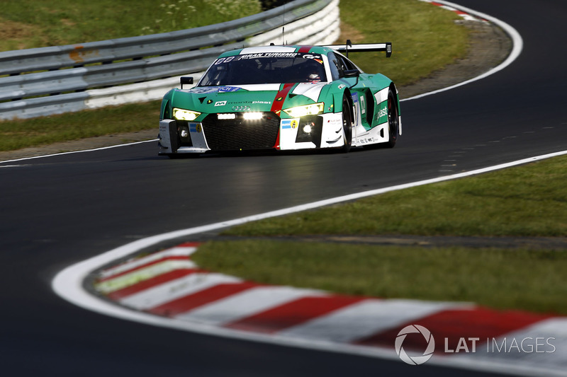 2. #29 Audi Sport Team Land-Motorsport, Audi R8 LMS