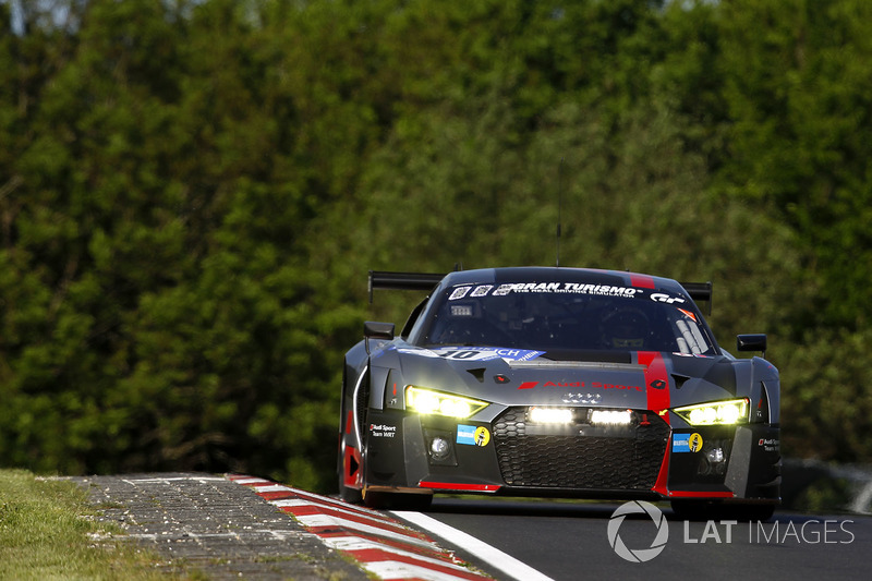 7. #10 Audi Sport Team WRT, Audi R8 LMS