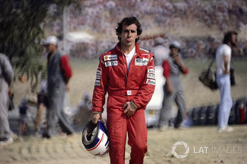 1986 - Alain Prost, McLaren