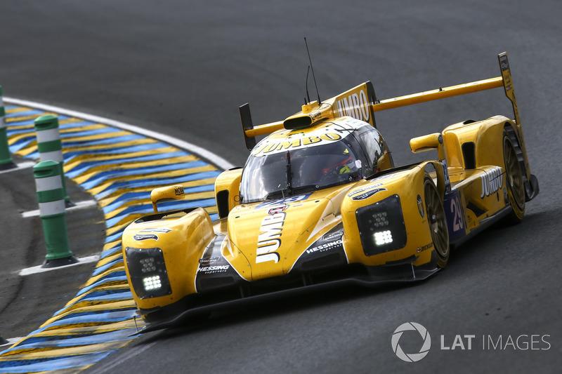 LMP2: #29 Racing Team Nederland, Dallara P217 Gibson