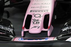 Носовой обтекатель Force India VJM10