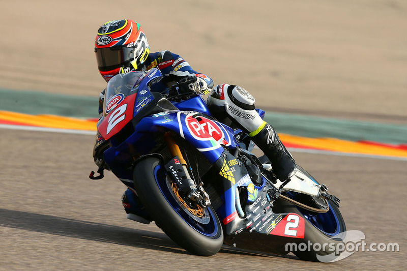 Roberto Tamburini, Pata Yamaha Official STK 1000 Team
