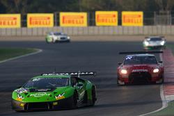 #82 GRT Grasser Racing Team Lamborghini Huracan GT3: Том Дільман, Джорджо Рода, Паоло Руберті