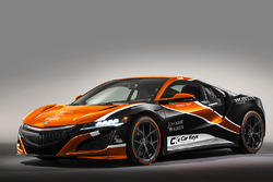 Honda NSX en livery de McLaren
