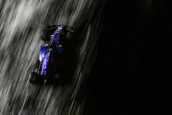 Pascal Wehrlein, Sauber C36-Ferrari