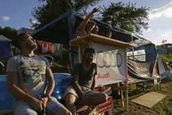 Fans von Audi