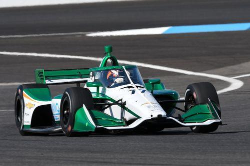 Indy September testing
